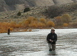 John Day Guided fly fishing trips for Steelhead on Oregon rivers.